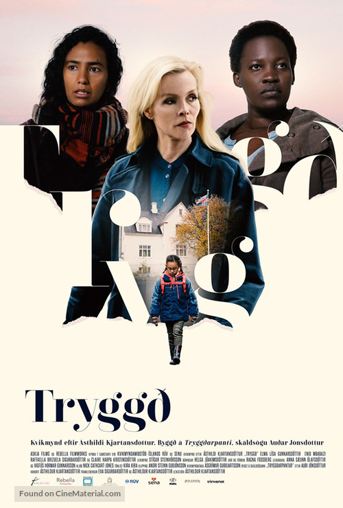 Tryggð - Icelandic Movie Poster