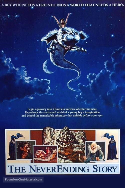 Die unendliche Geschichte - Movie Poster