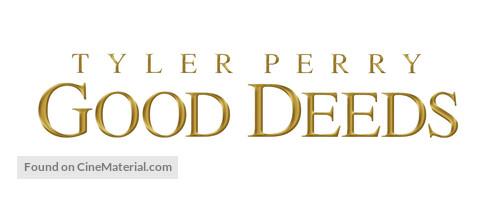 Good Deeds - Logo