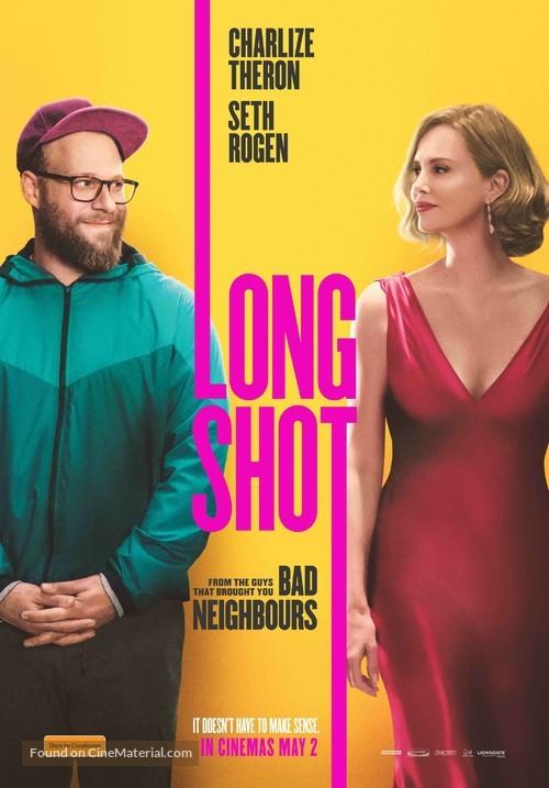 Long Shot - Australian Movie Poster