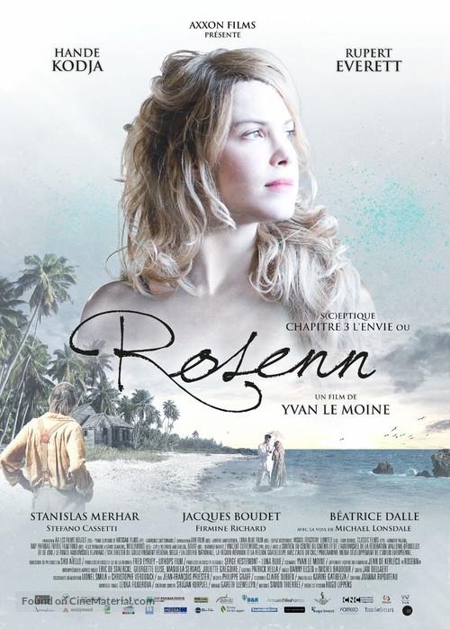 Rosenn - Belgian Movie Poster
