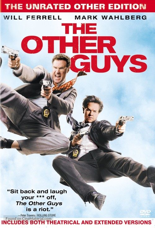 The Other Guys - Movie Cover