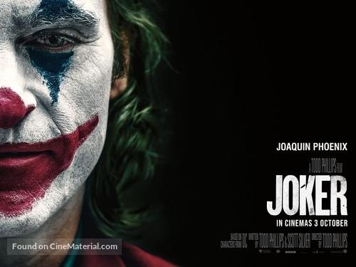Joker - British Movie Poster