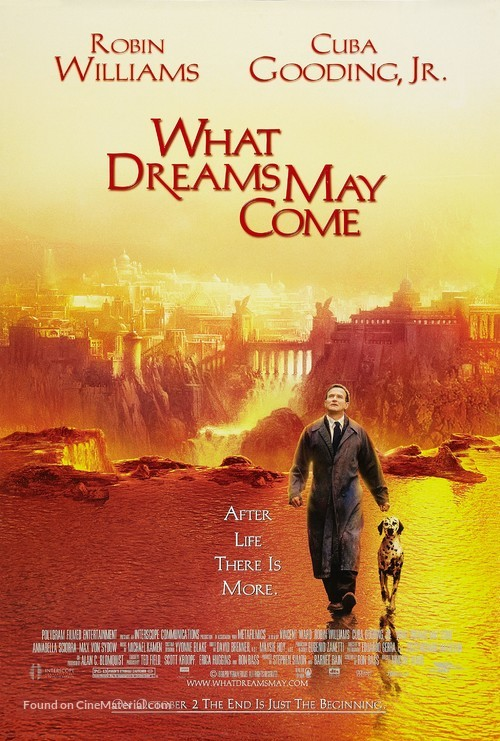 What Dreams May Come - Movie Poster