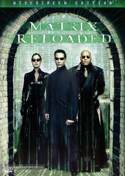 The Matrix Reloaded - Movie Cover