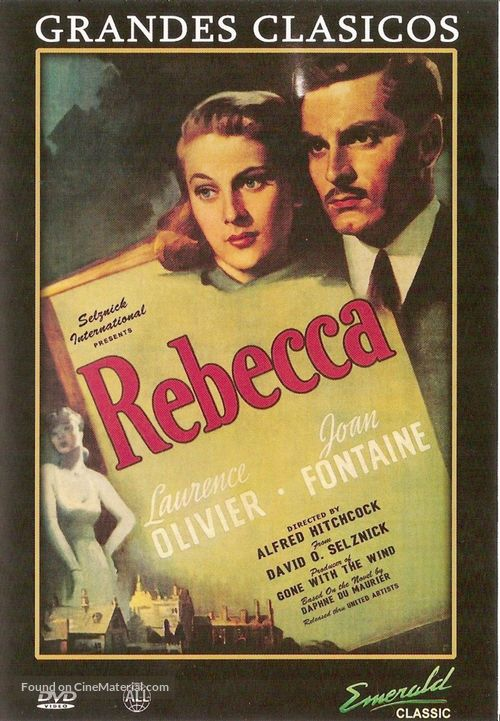 Rebecca - Argentinian Movie Cover