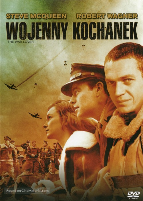 The War Lover - Polish DVD movie cover