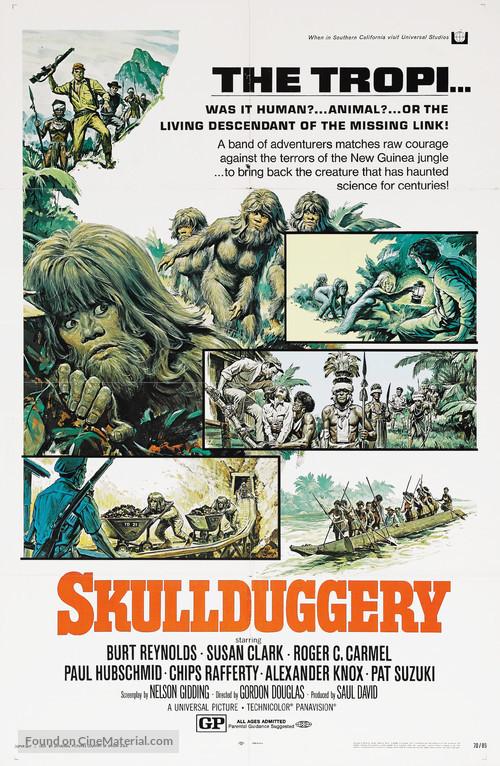 Skullduggery - Movie Poster