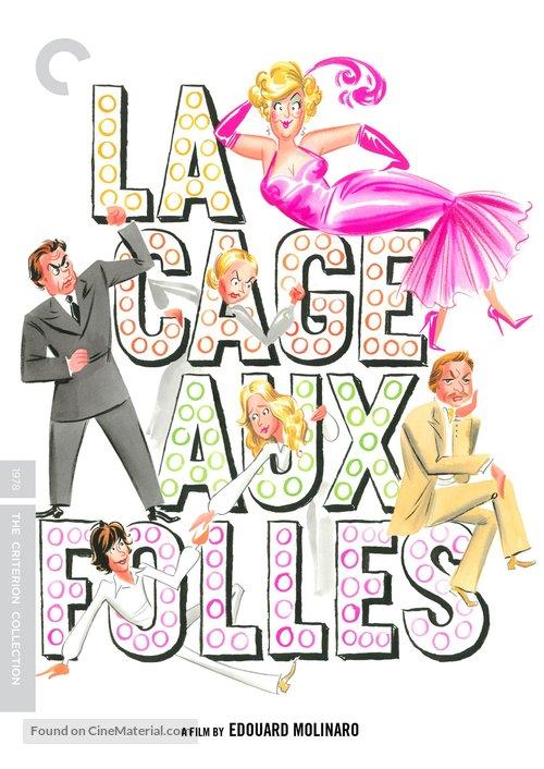 Cage aux folles, La - DVD cover