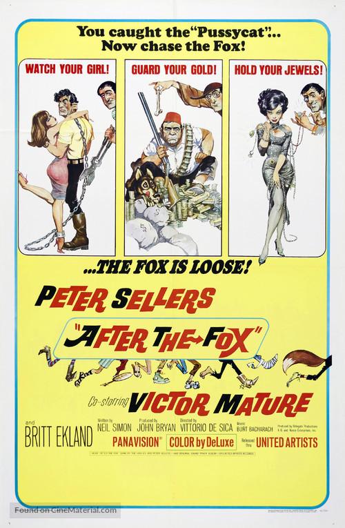 Caccia alla volpe - Movie Poster