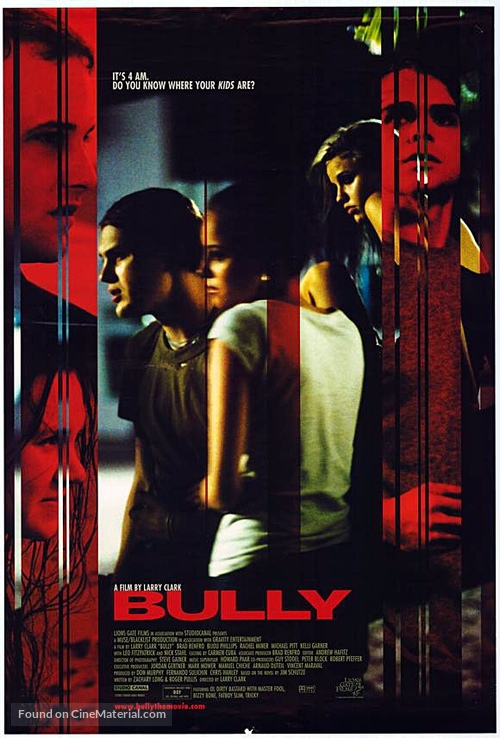 Bully - Movie Poster