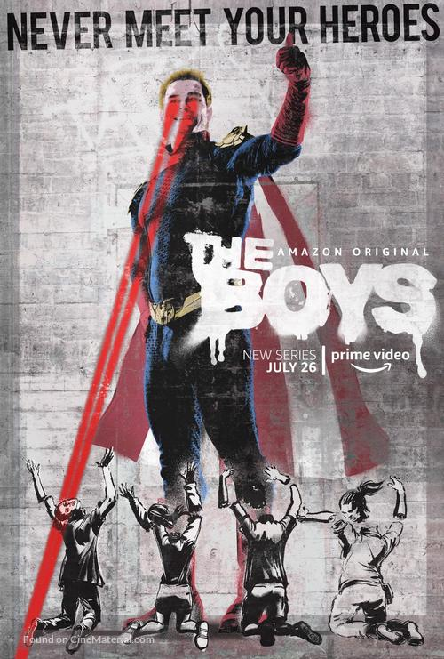 """""""The Boys"""" - Movie Poster"""