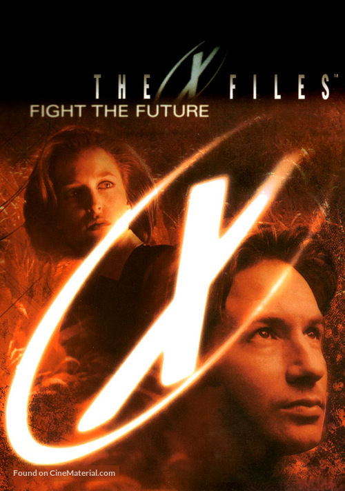 The X Files - Movie Poster