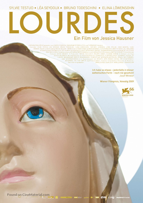 Lourdes - Austrian Movie Poster
