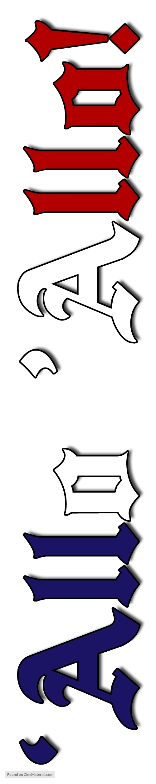 """""""'Allo 'Allo!"""" - Polish Logo"""