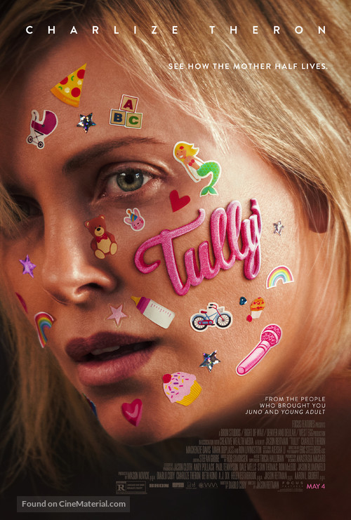 Tully - Movie Poster