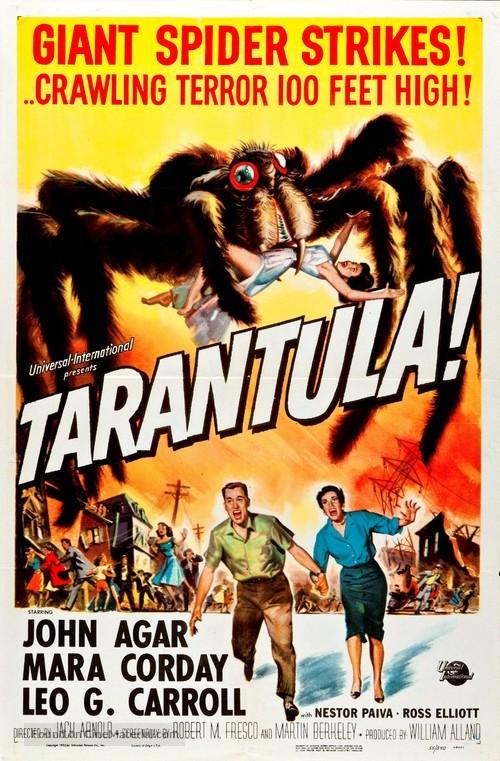 Tarantula - Movie Poster