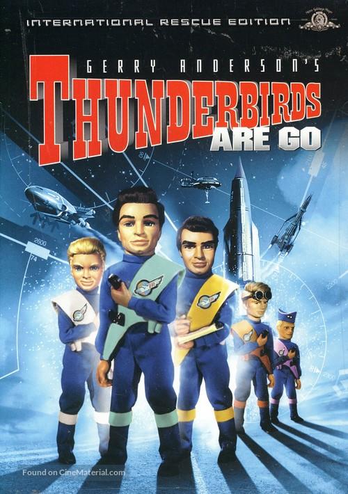 Thunderbirds Are GO - Movie Poster