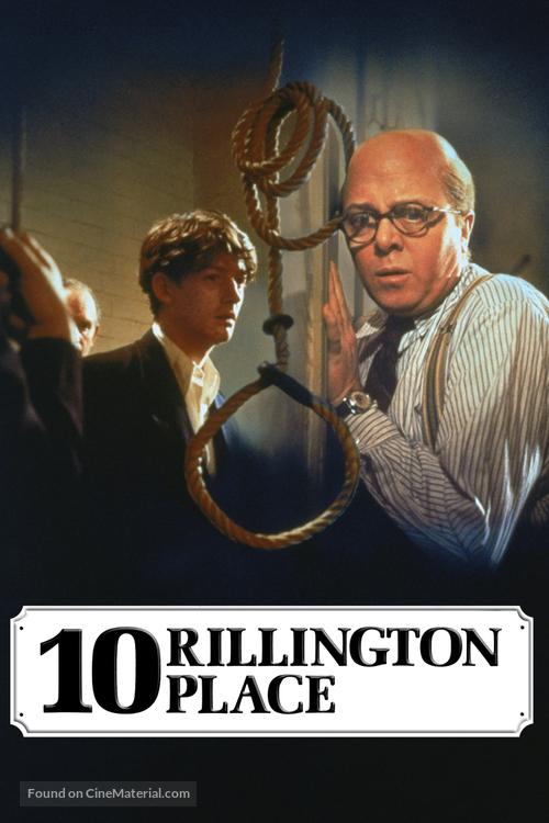 10 Rillington Place - British Movie Poster