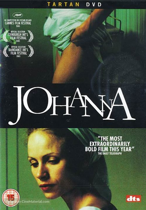 Johanna - British Movie Cover