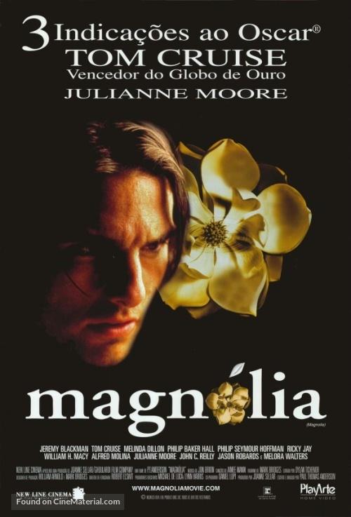 Magnolia - Brazilian Movie Poster