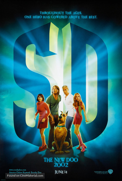 Scooby-Doo - Advance poster