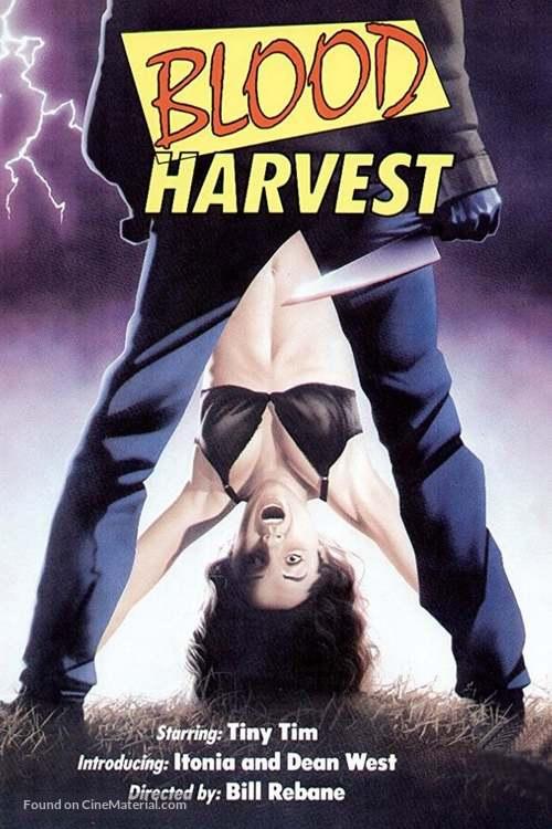 Blood Harvest - Movie Poster