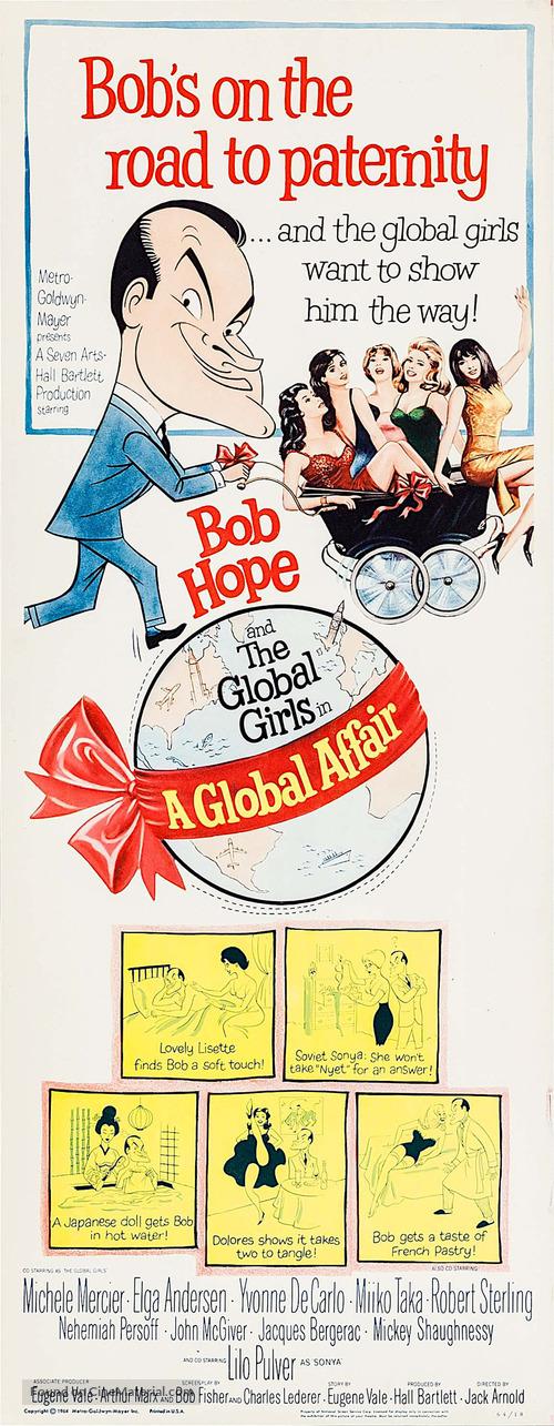A Global Affair - Movie Poster