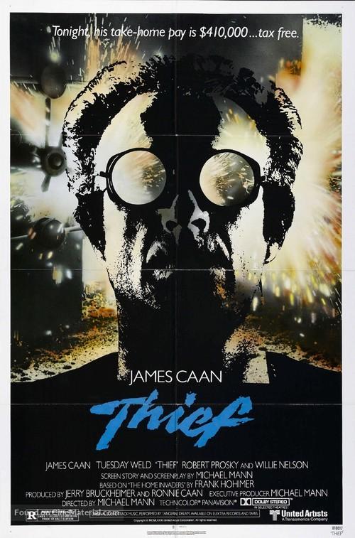 Thief - Movie Poster