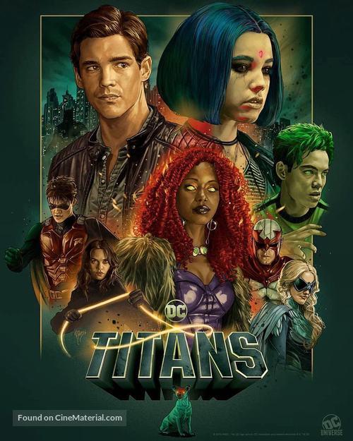Titans - Movie Poster