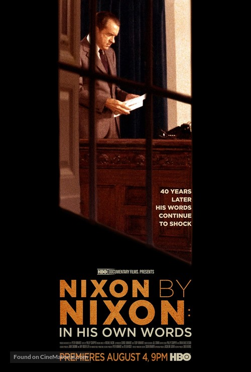Nixon by Nixon: In His Own Words - Movie Poster