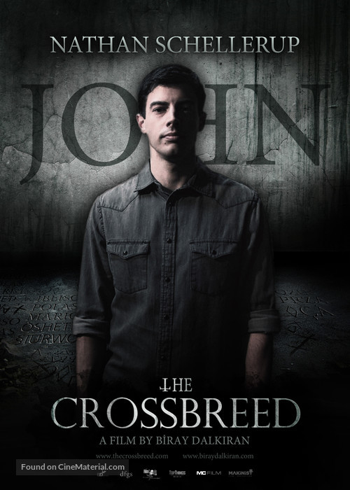 The Crossbreed - Turkish Movie Poster