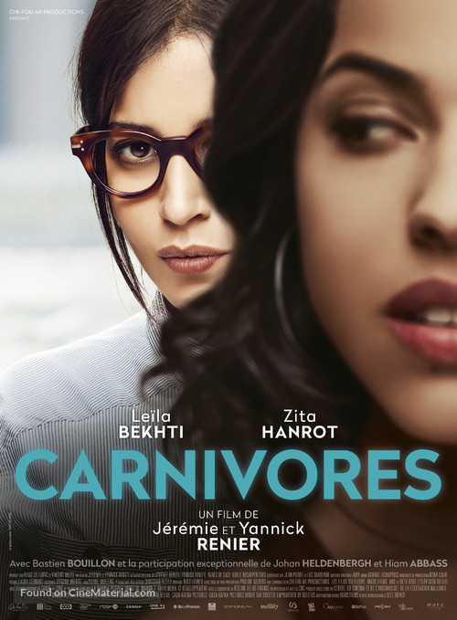 Carnivores - French Movie Poster