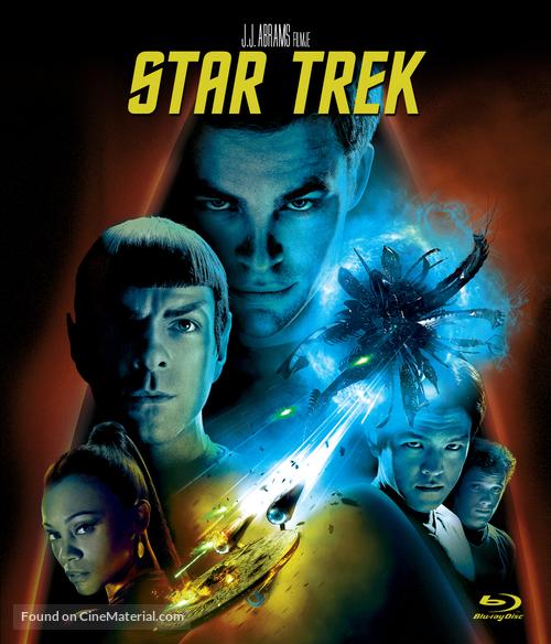 Star Trek - Hungarian Movie Cover