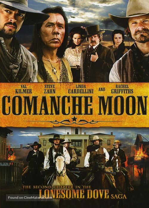 """Comanche Moon"" - poster"