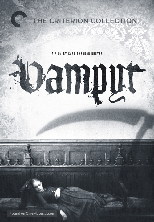 Vampyr - Der Traum des Allan Grey - DVD movie cover