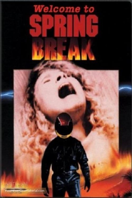 Nightmare Beach - DVD movie cover