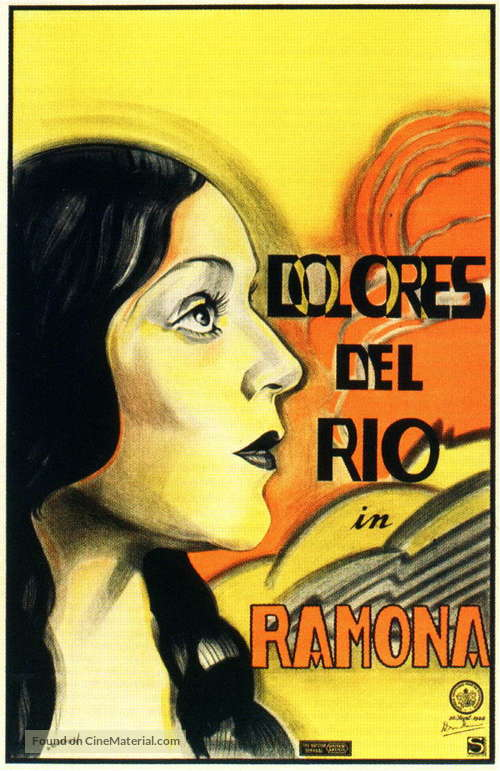 Ramona - Dutch Movie Poster