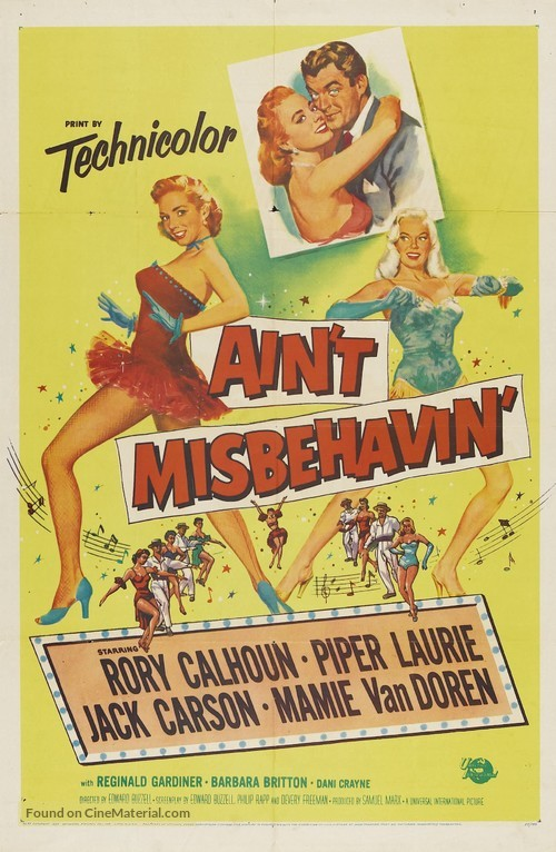 Ain't Misbehavin' - Movie Poster
