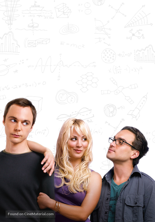 """The Big Bang Theory"" - Key art"