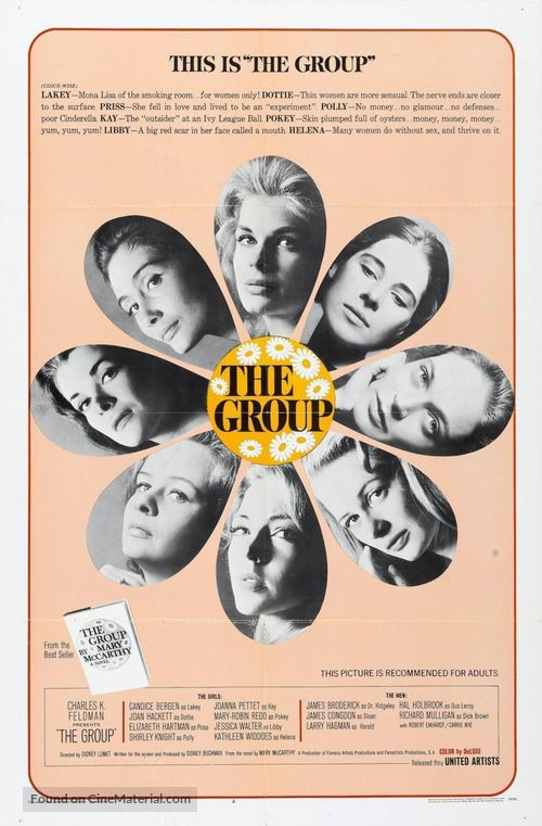 The Group - Movie Poster