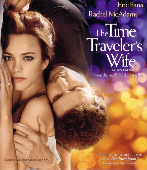 The Time Traveler's Wife - Canadian Movie Cover