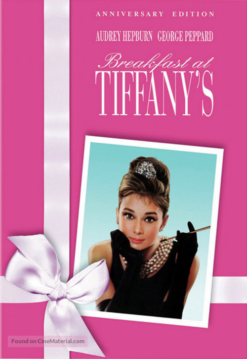 Breakfast at Tiffany's - DVD movie cover