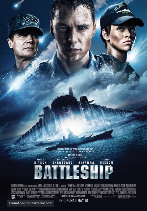 Battleship - Movie Poster