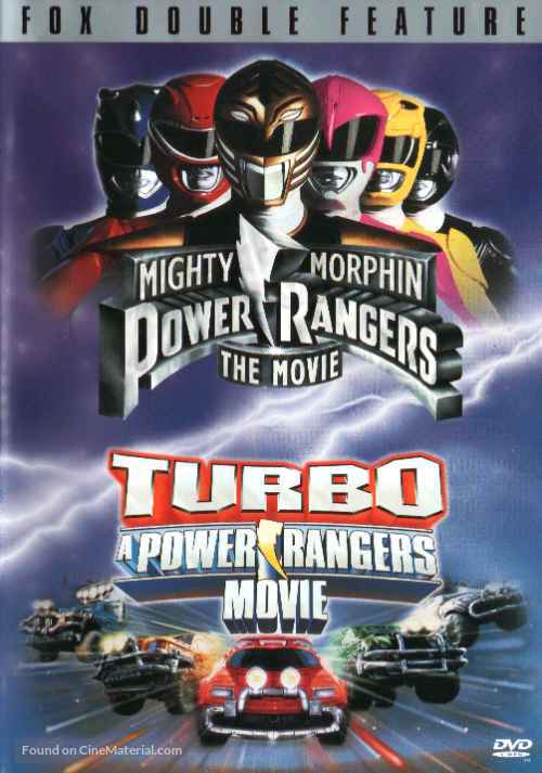 Mighty Morphin Power Rangers: The Movie - poster