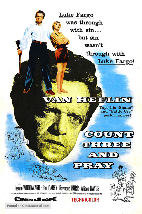 Count Three and Pray - Movie Poster