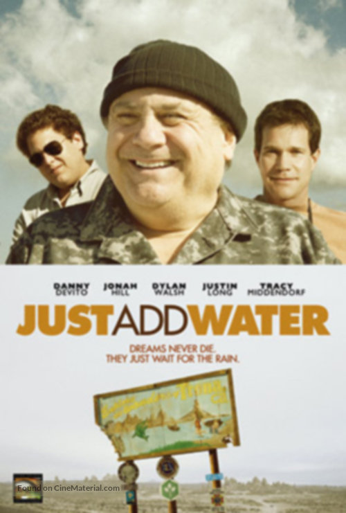 Just Add Water Dvd Cover
