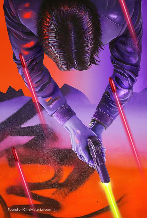 John Wick: Chapter 3 - Parabellum - Key art