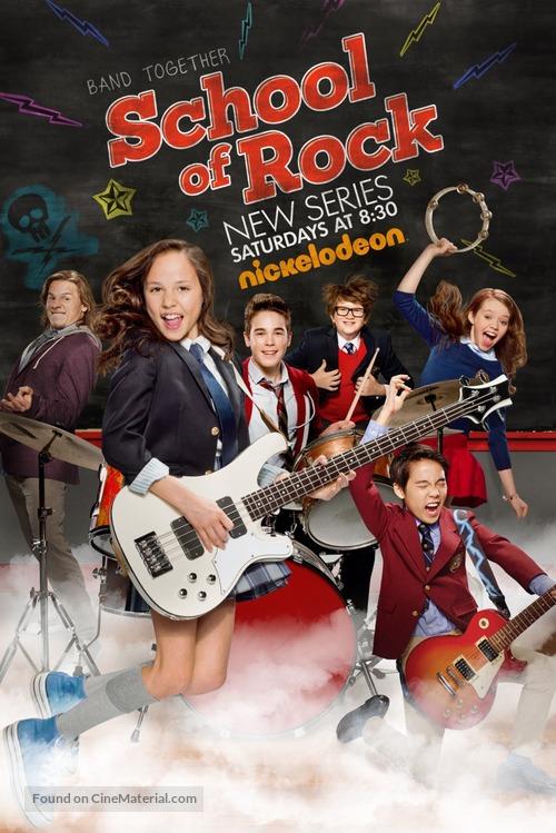 """School of Rock"" - Movie Poster"