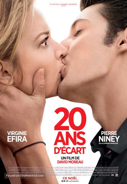 20 ans d'écart - Canadian Movie Poster